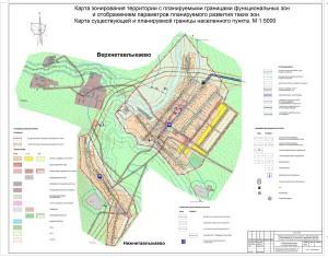 ПЗЗ 1 с Верхнетавлыкаево д Нижнетавлыкаево
